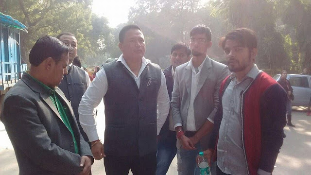 AAGSU on NRC issue for Gorkha in Assam