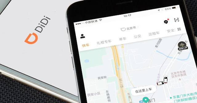 DiDi Banned in China for Data Abuse
