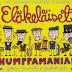Eläkeläiset – Humppamania (Nordic Notes, 2018)