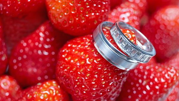 фото футляры фрукты