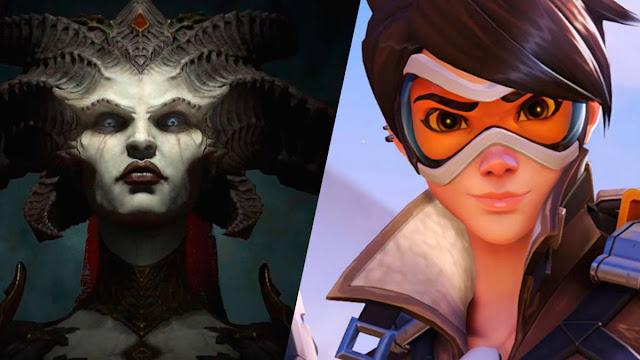 Estrenarán series de animación de Diablo y Overwatch, ¿Que esperarán los fans de Blizzard?
