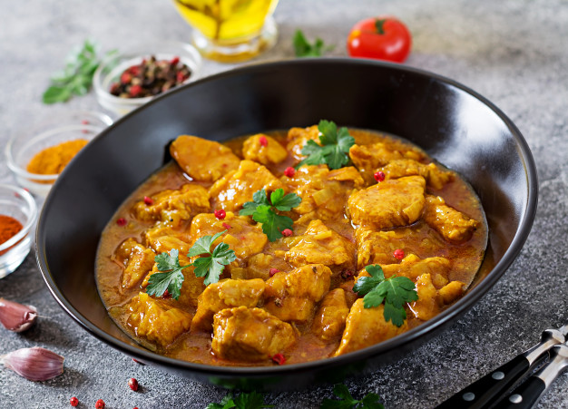 indian curry chicken recipe