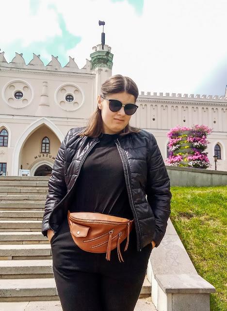 Lublin, Zamek Lubelski, schody, stylizacja, sesja, zdjęcia, maj, samowyzwalacz
