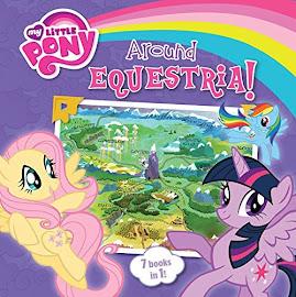 My Little Pony Around Equestria Books