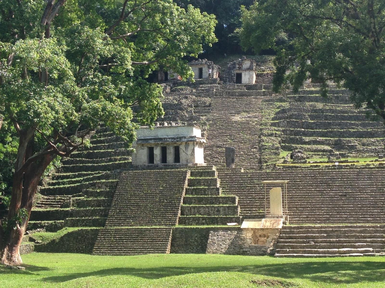 Calendario y cultura maya zona arqueol gica de bonampak for El mural de bonampak