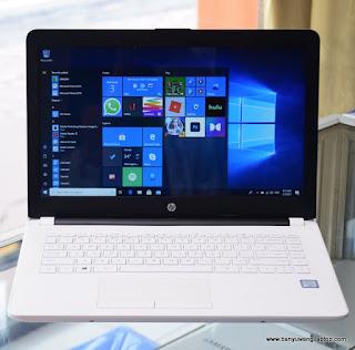 Jual Laptop Hp 14-bs706TU Core i3 Gen.6 - Banyuwangi