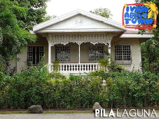Pila Heritage Town, Laguna