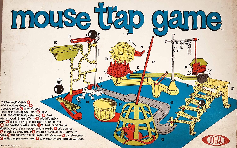 Mousetrap Car Diagram Figure 1 Diagram Of Mousetrap