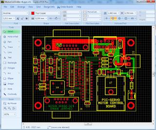 Screenshot 3 ExpressPCB Plus | Software Elektronika