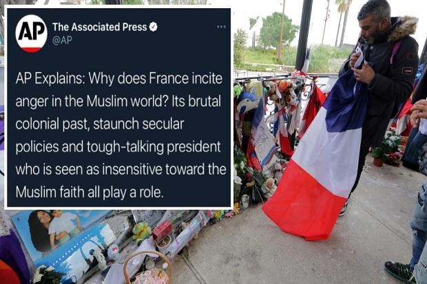 Media AS Salahkan Prancis atas Serangan Teror Termasuk Pemenggalan