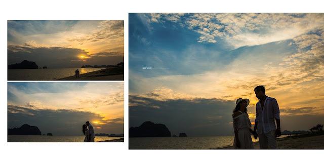 Chụp ảnh cưới đẹp ở Hạ Long