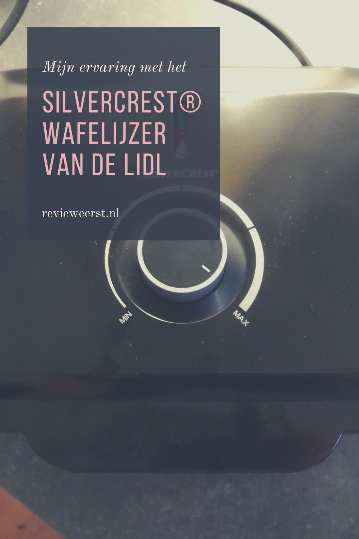 Silvercrest® wafelijzer van de Lidl