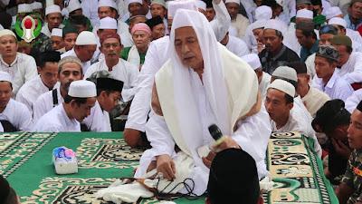 Taushiah Kliwonan, Abah Luthfi Pesan Pentingnya Membangun JIwa Qolbun Salim