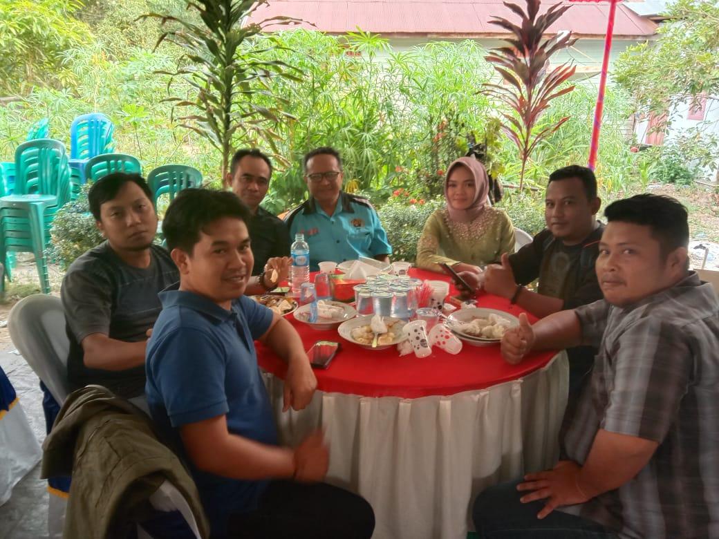 Wakil Ketua II DPRD Pulpis Gelar Syukuran