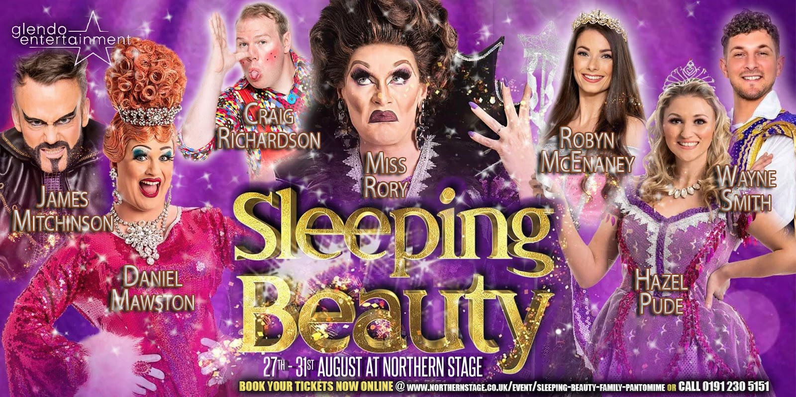North East Theatre Guide: Preview: Sleeping Beauty at Newcastle