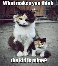 The kid is mine?