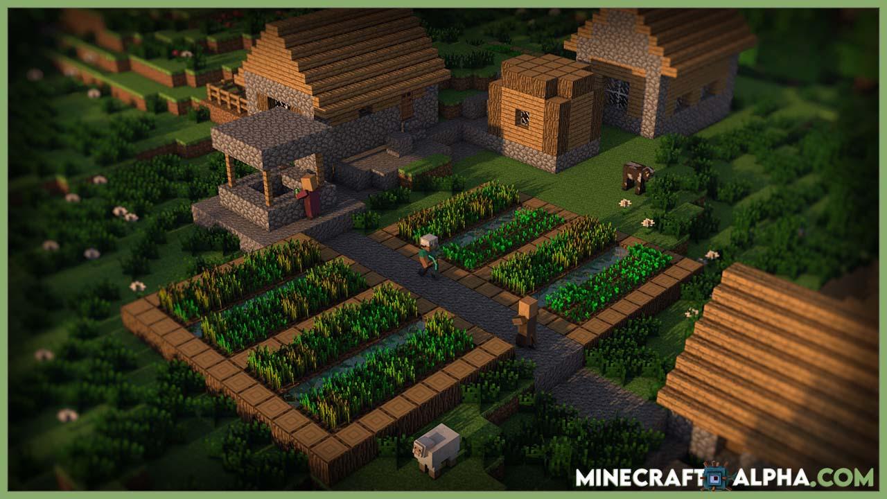 What is Minecraft Teleport to Village Code?