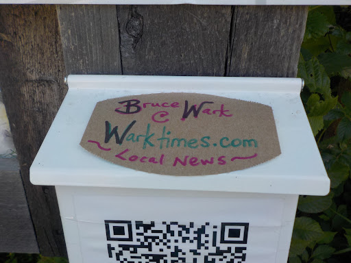 click on pic - Bruce Wark - Wark Times