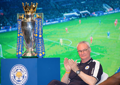 Why it's going to take a while to get over Ranieri's sacking