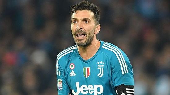 Gianluigi Buffon.
