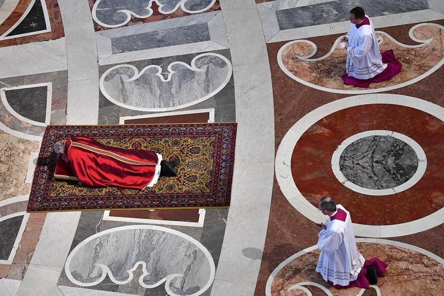 catholic pope francis child trafficking