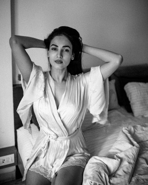 Pic of the Day: Sonal Chauhan Charming Photos