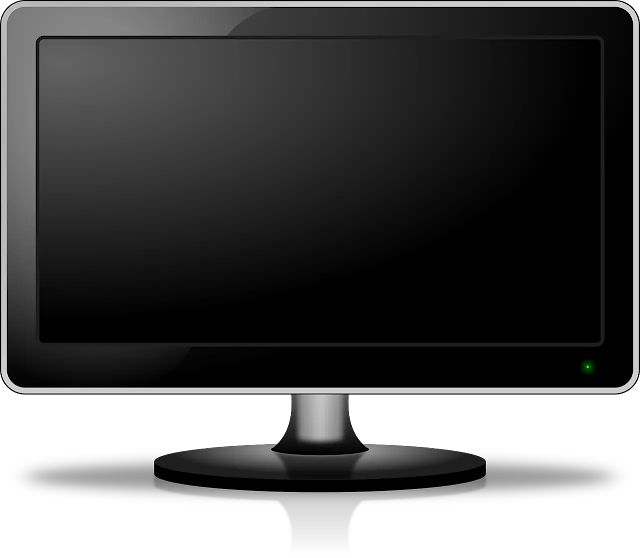Why is my monitor black