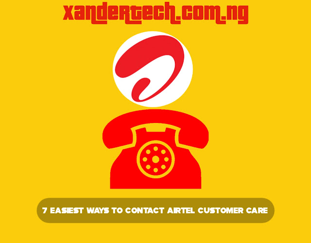 7 Ways To Contact Airtel Customer Care