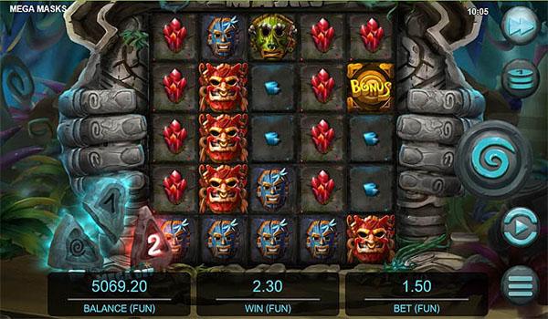 Main Gratis Slot Indonesia - Mega Masks Relax Gaming