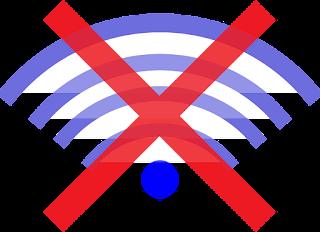 Faktor Yang Dapat Memperburuk Sinyal wifi