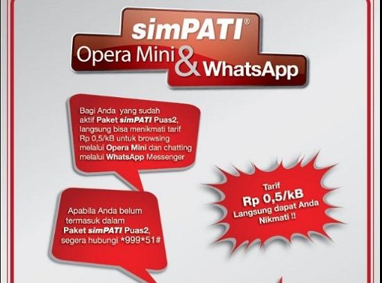 SimPATI Opera Mini