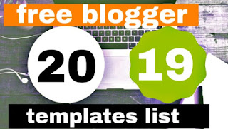10 free blogger templates seo ready & user friendly  responsive