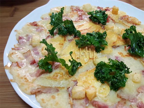 Crepes o pannekoeken – Holanda en Cocinas del mundo, plato salado o plato dulce