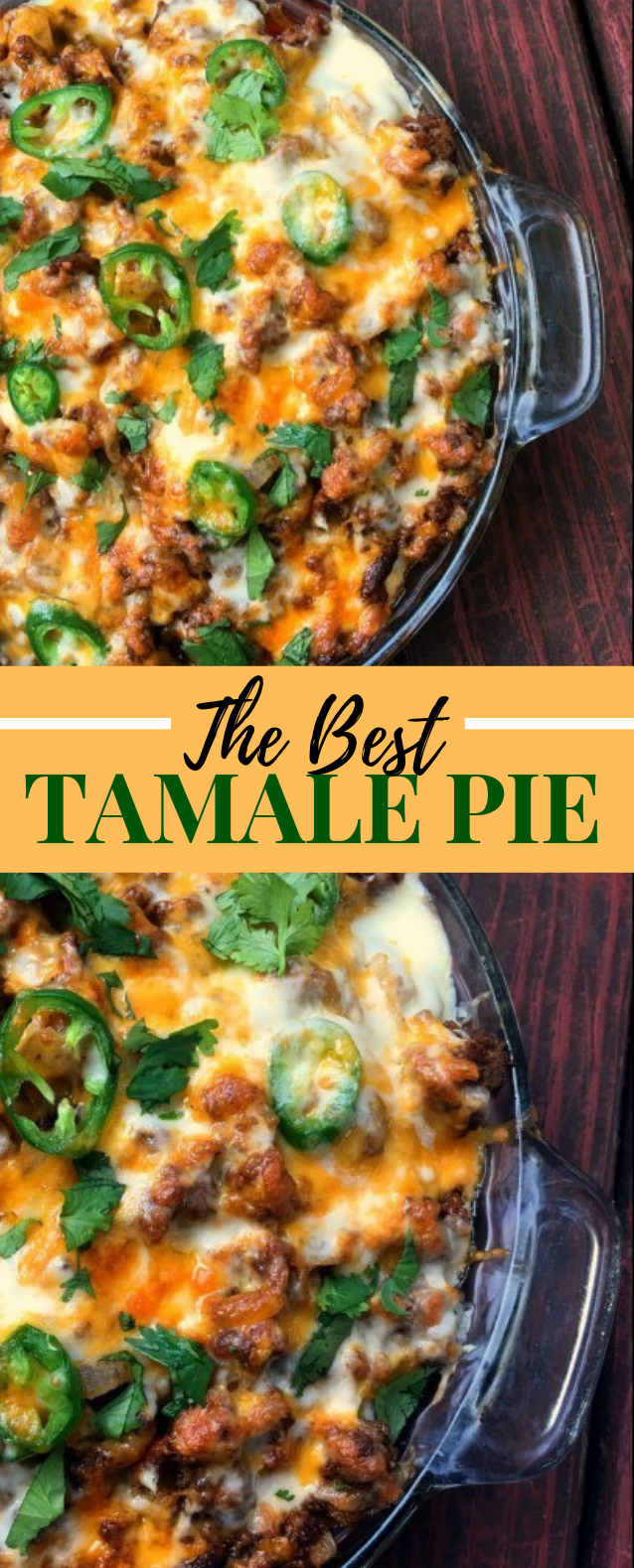 Tamale Pie #dinner #mexican