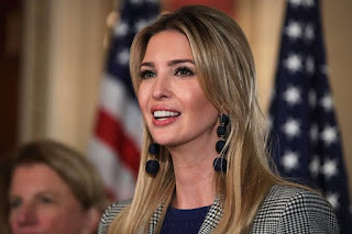 Donald Trump's Daughter Ivanka  Trump praised Jyoti Kumari who arried her wounded father to their village Darbhanga on the back of  her bicycle covering 1200+ kms  over 7 days