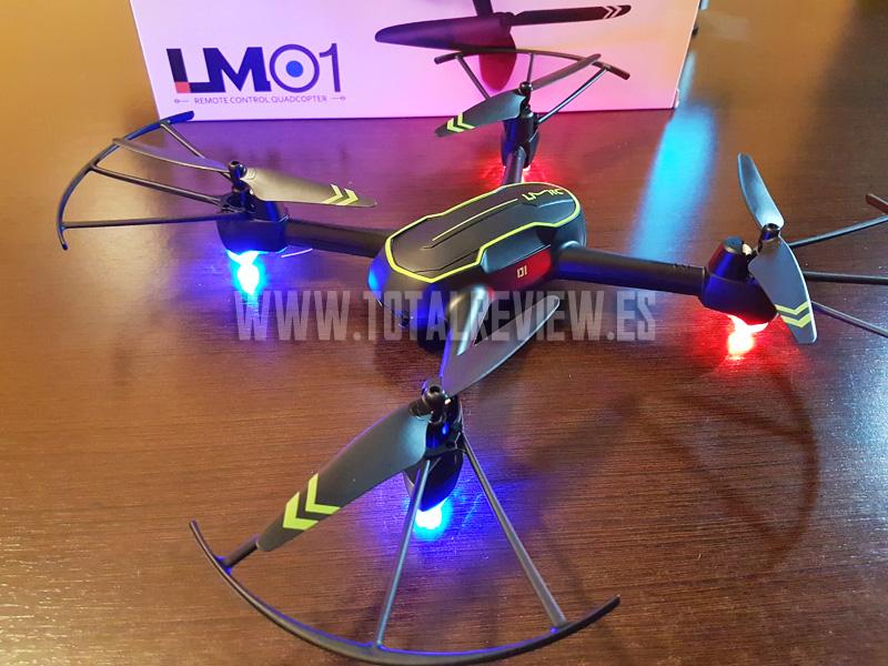drone con camara en Amazon