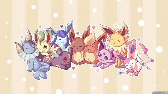 Eevee Evolutions Pokémon Go - Como obtê-los todos em 2021
