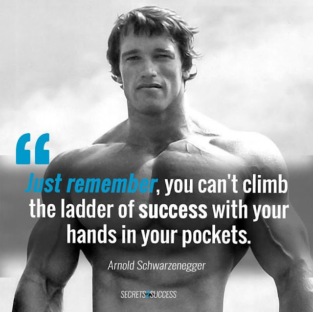 Arnold Schwarzenegger | Motivational Quotes