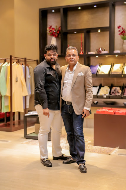 Shimmering in the heat of all the hot trends is the name, Akhilesh Pahwa