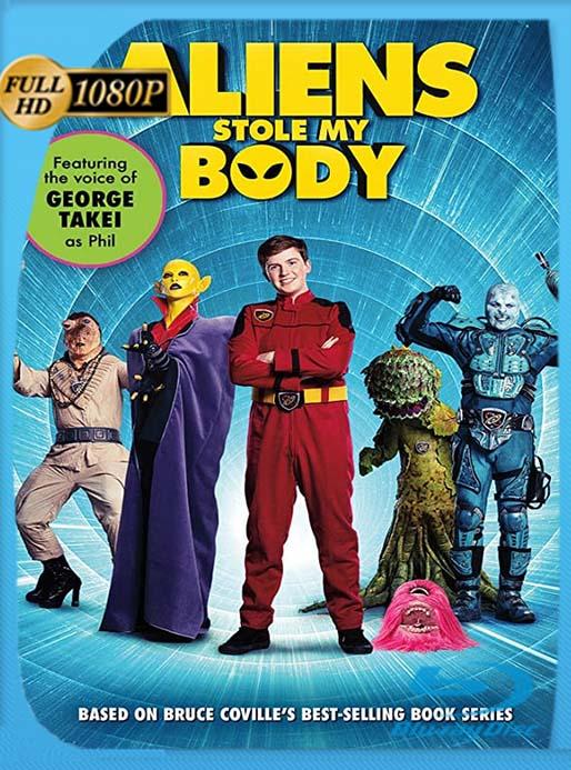 Aliens Stole My Body (2020) 1080p WEB-DL AMZN Latino [GoogleDrive] [tomyly]
