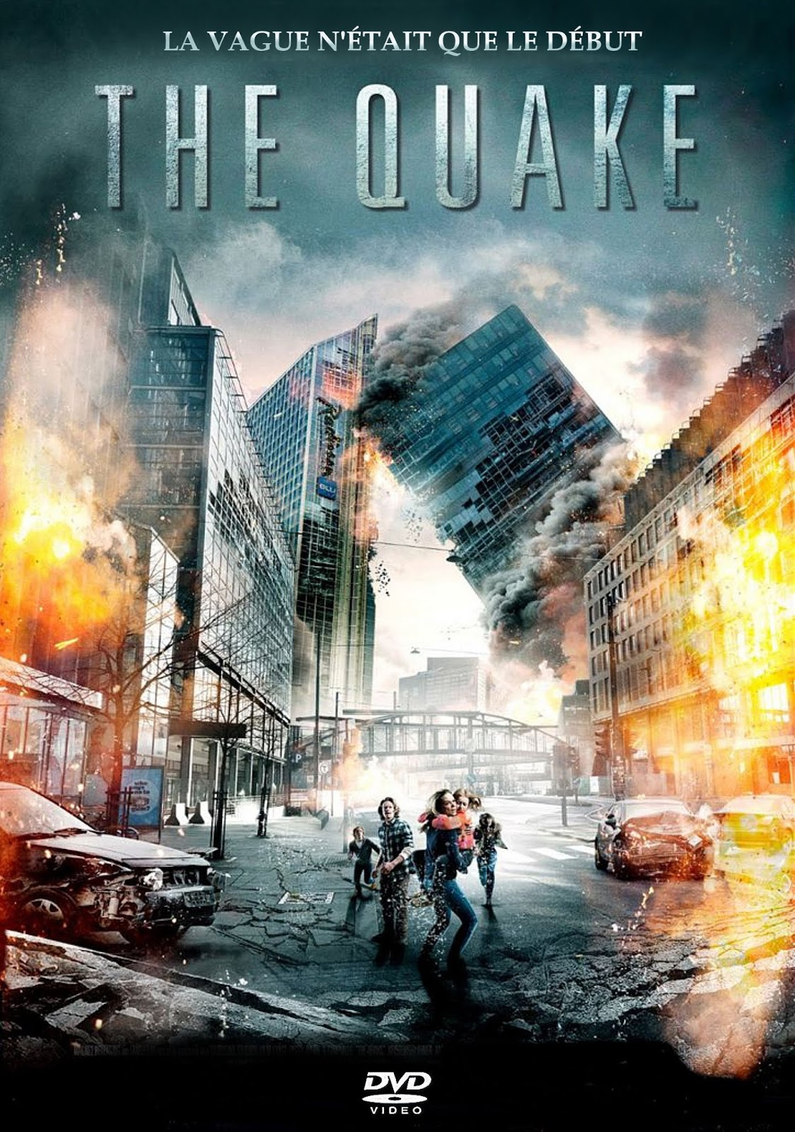The Quake [2018] [DVD R1] [NTSC] [Latino] [Menú Editado]