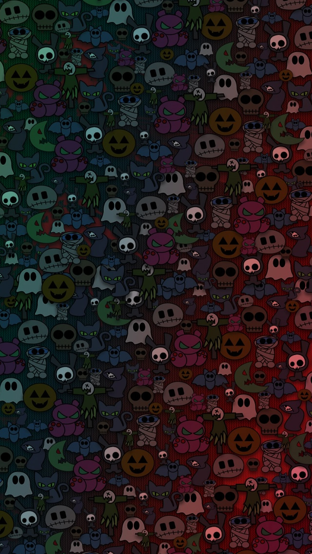 Halloween Para Plano De Fundo Celular