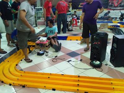 Komunitas Tamiya Eksis di Bekasi