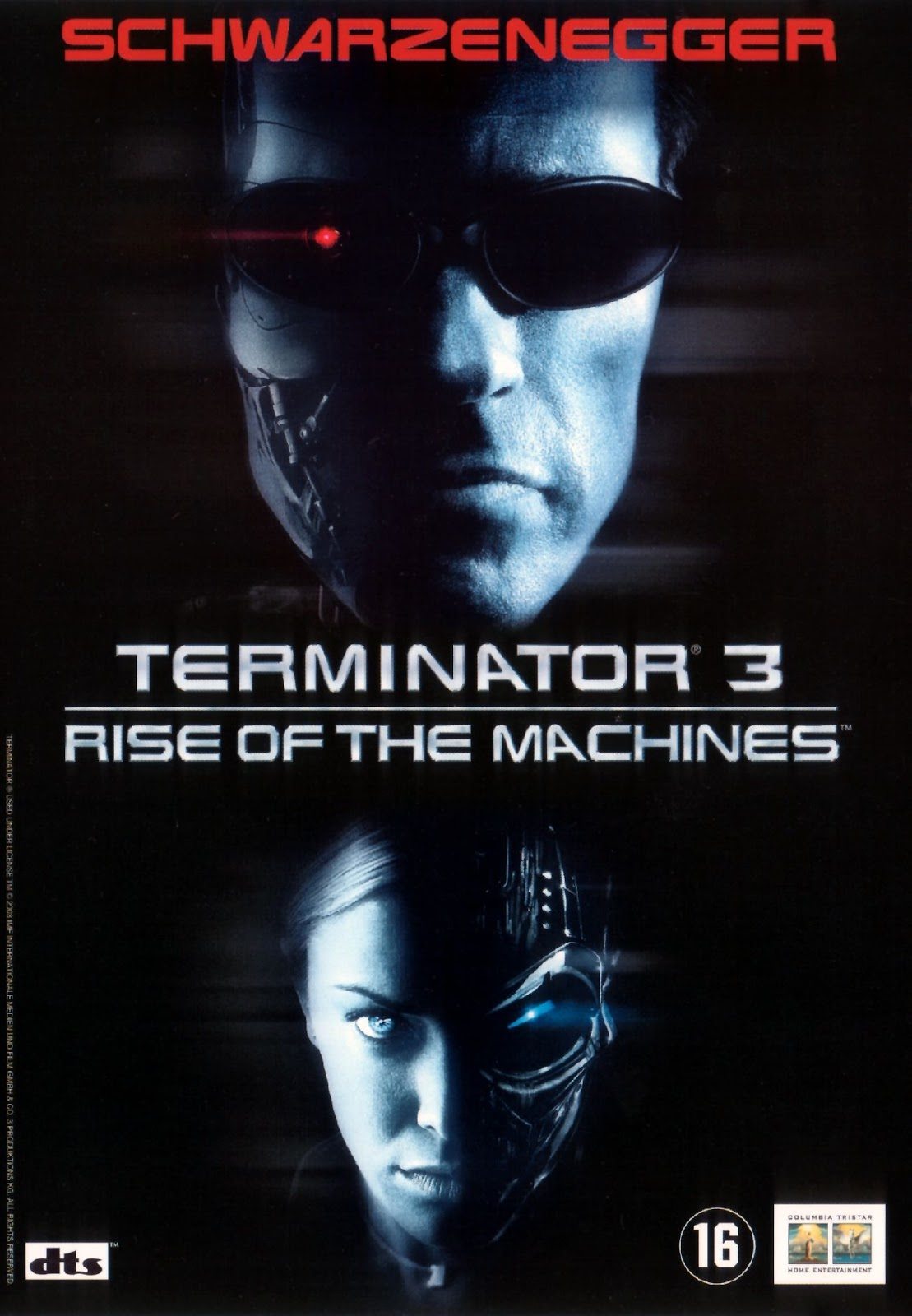 Terminator 3: Rise of the Machines 2003