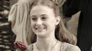 Sophie Turner as Sansa Stark in Game Of Thrones mobile wallpaper