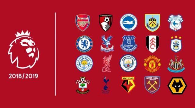 Jadwal Siaran Langsung Liga Inggris Sabtu-Minggu 22-23 Desember 2018 (Pekan 18)