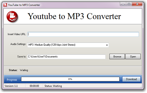 Youtube to MP3 Converter Software Free Download Full ...