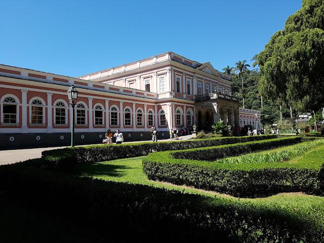Museu Imperial, Palácio Imperial Petrópolis