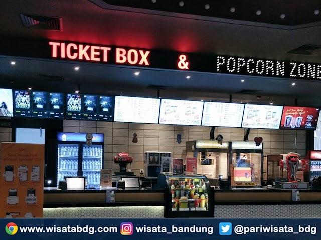 Meski Telah Beroperasi, Kunjungan Bioskop di Kota Bandung Masih Terhitung Sepi