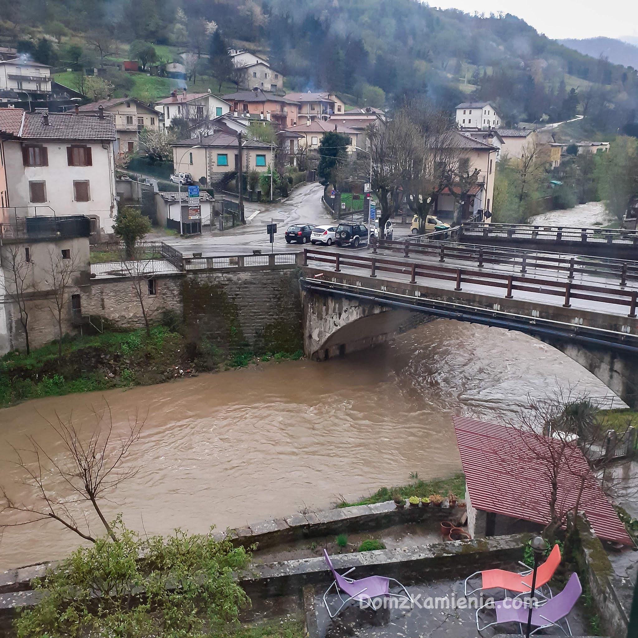Biforco - Marradi, Toskania nieznana